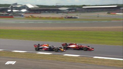 Kuva: F1 Twitter